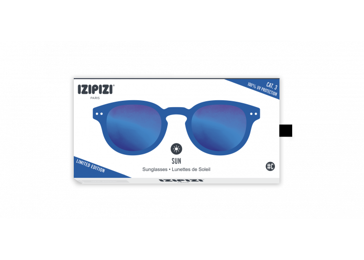 Izipizi C SUN King Blue Mirror sunglasses
