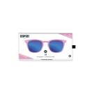 Izipizi E SUN Jelly Pink Mirror sunglasses
