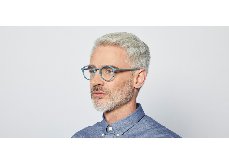 Izipizi D Grey reading glasses