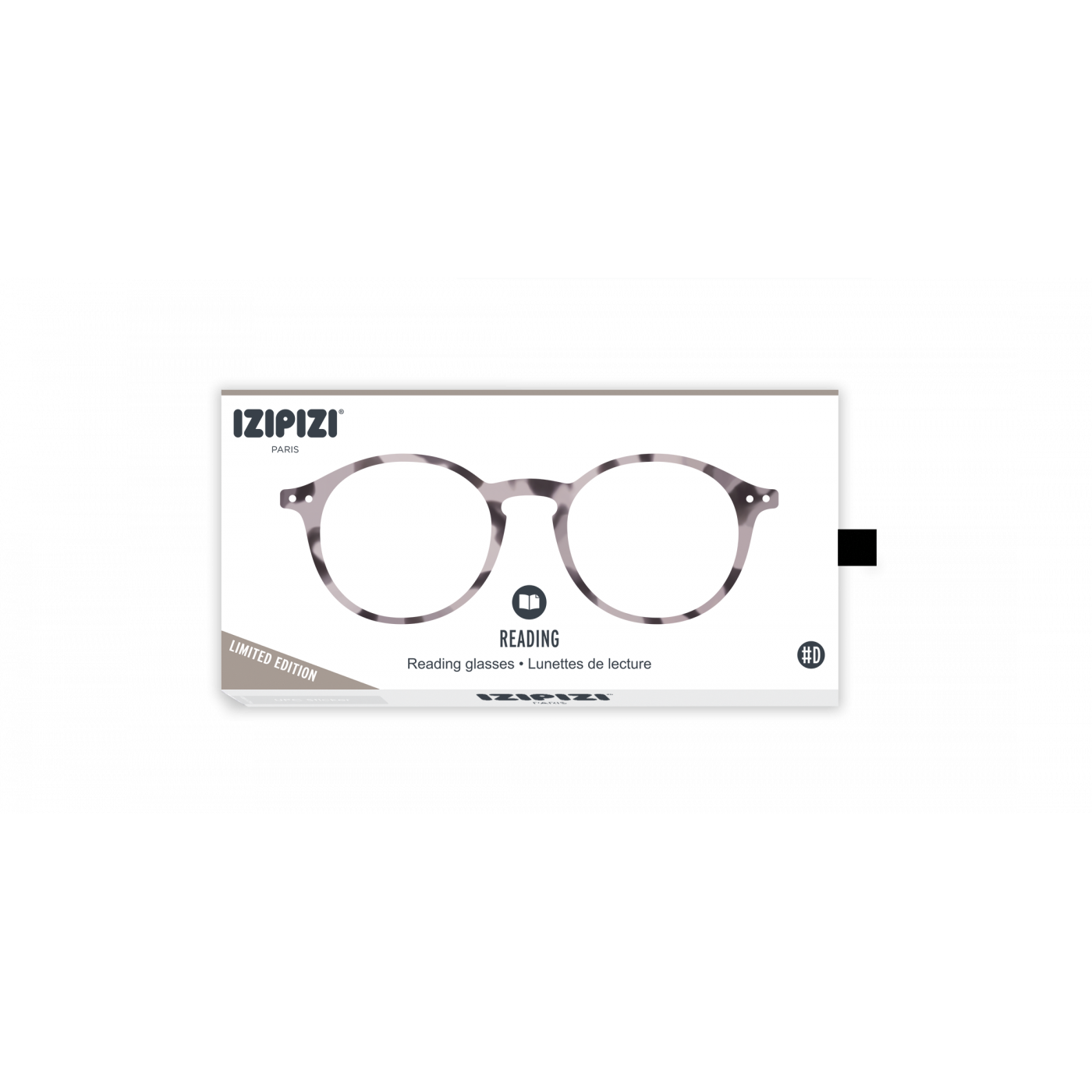 77031aa5b48330 ... Izipizi D Grey Marble lunettes lecture