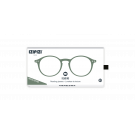 Izipizi D Green Moss reading glasses