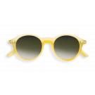 Izipizi D SUN Yellow Chrome sunglasses
