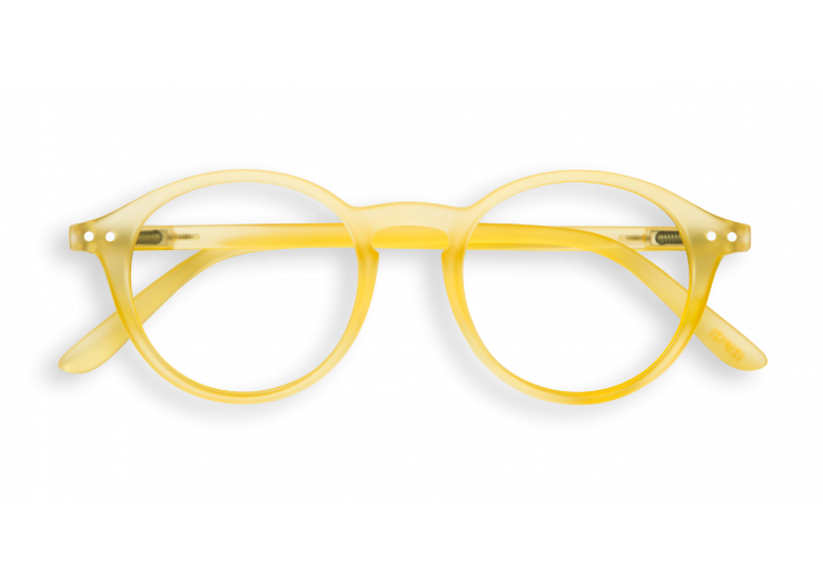 Izipizi D SCREEN Yellow Chrome lunettes repos ecran ordinateur