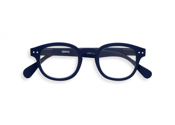 #C READING Navy Blue
