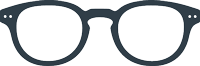 READING :  Reading glasses (presbyopia) - Shape #C (square, with personality, stylish) -  +0 (without correction) to +3 diopters