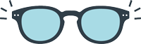 SCREEN JUNIOR :  Limited editions -  Glasses for screens  -  Filter 40% of blue light  -  For children from 3 to 10