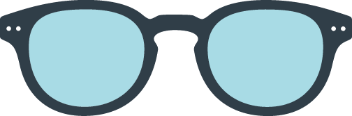 SCREEN READING : Reading glasses (presbyopia) for screens - Shape#C (square, with personality, stylish)  -  Filter 40% of blue light  -  +0 (without correction) to +3 diopters