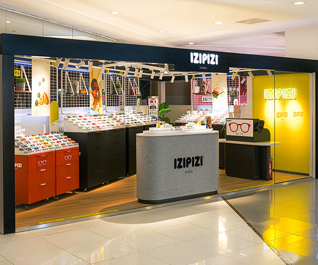 IZIPIZI Super Brand Mall
