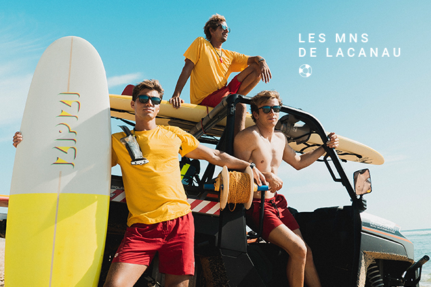 #SUN NAUTIC: the lifeguards love them... what about...