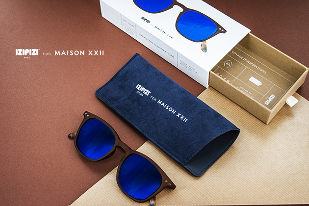 IZIPIZI teams up with MAISON XXII for a special...