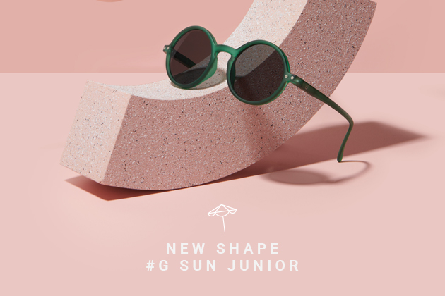 Mini-Me: the #G is now available in the SUN JUNIOR...