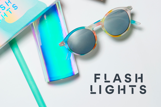 Flash Lights : la nouvelle collection printemps-été...
