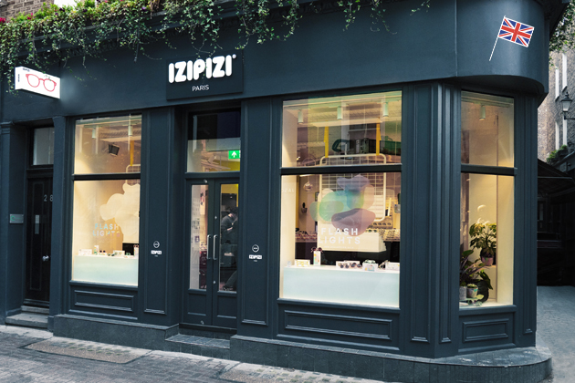 Our first British store opens in London!