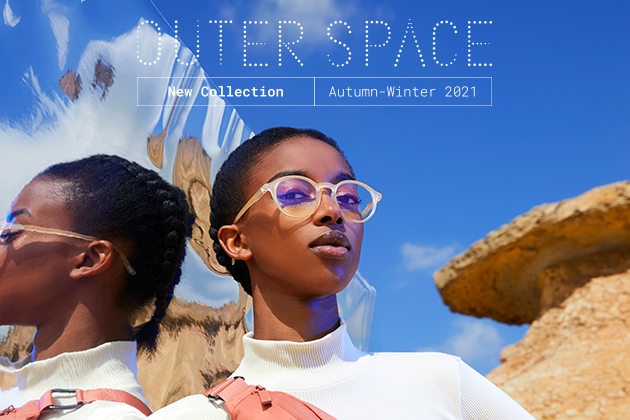 OUTER SPACE: New Collection AW'21