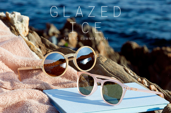 GLAZED ICE : SS'21 New Collection